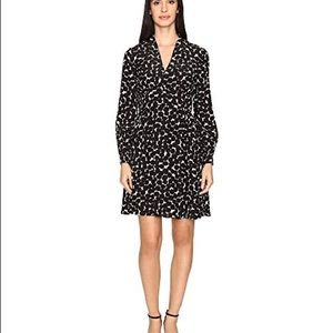NWT Kate Spade Blot Dot dress